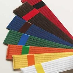 Century Achievement Belt Stripes